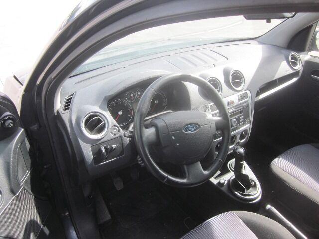 Радиатор на Ford Fusion