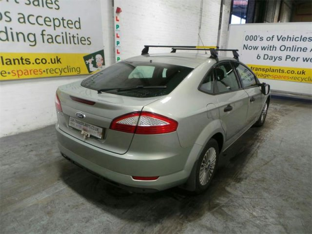 Радиатор на Ford Mondeo 4 SEBA
