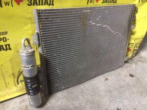 Радиатор кондиционера на Renault Logan K4M