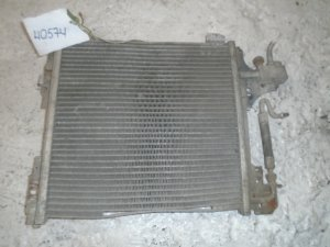 Радиатор кондиционера на Renault Clio 1 1991-1998 1.4 75л.с. E7J 757 / АКПП 2WD купе 1998г 8200688392