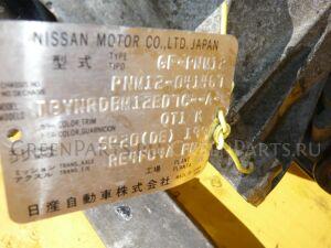 Кпп автоматическая на Nissan Liberty PNM12 SR20 RE4F04A
