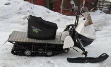мотовездеход  Пелец Пилигрим 150 лыжи/колеса