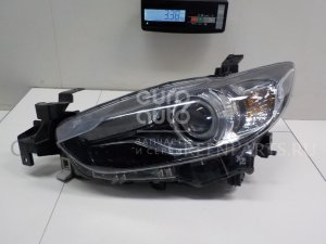 Фара на Mazda mazda 6 (gj) 2013-2016 GHR451041F