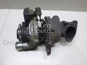 Турбокомпрессор на Ford Focus II 2008-2011 7G9Q6K682BC