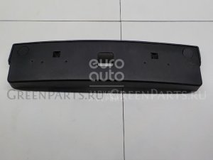 Накладка на бампер на Mazda mazda 6 (gh) 2007-2013 GS1D50170E