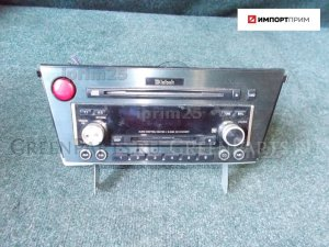 Магнитофон на Subaru Legacy BP5 EJ20T