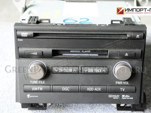Магнитофон на Toyota Sai AZK10 2AZFXE