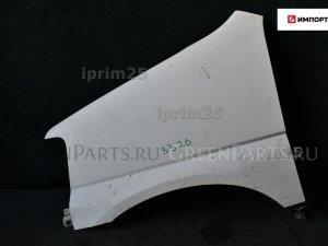 Крыло на Honda Fit GE6 L13A