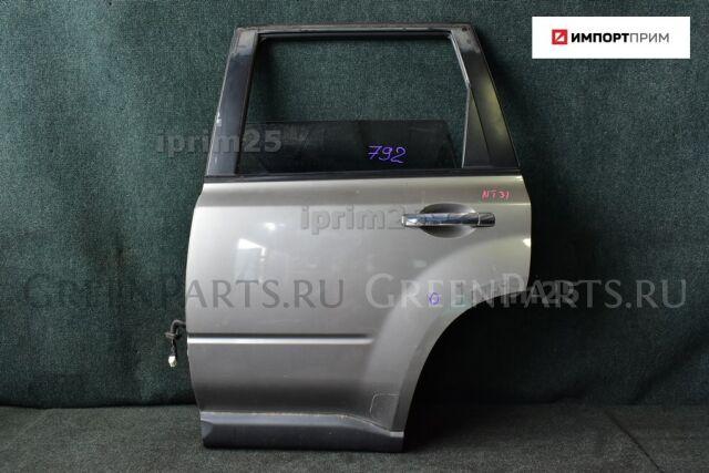 Дверь на Nissan X-Trail NT31 MR20DE