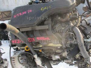 Двигатель на Nissan X-Trail NT32 MR20DD MR20-658722B
