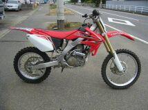 мотоцикл HONDA CRF 250R