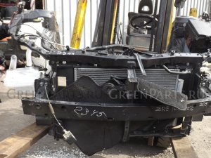 Радиатор кондиционера на Toyota Auris ZRE186 2ZR-FAE