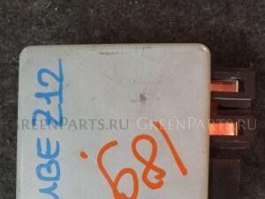 Блок управления рулевой рейкой на Nissan Cube Z12 HR15 28500-1FA0B