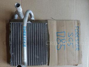 Радиатор печки на Subaru Forester SF5
