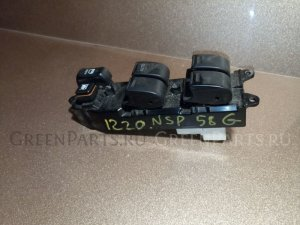 Пульт стеклоподъемника на Toyota Succeed NCP51 1220 /