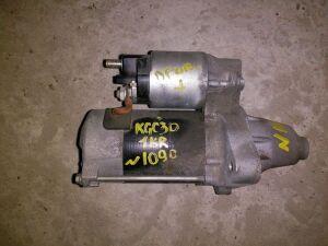 Стартер на Toyota Passo KGC30 1KR FE 1090 /