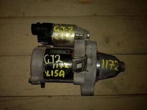 Стартер на Honda Airwave GJ1 L15A 1172 / 428000-0360