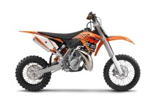 эндуро KTM 65 SX