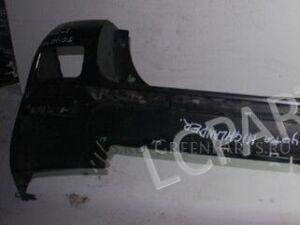 Бампер на Toyota Highlander