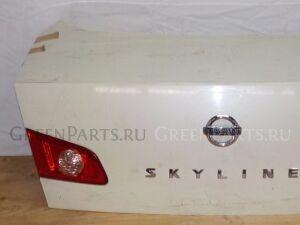Крышка багажника на Nissan Skyline HV35
