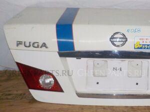 Крышка багажника на Nissan Fuga Y50