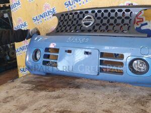 Бампер на Nissan Cube Z11