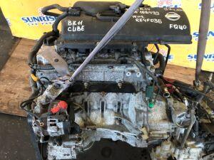 Двигатель на Nissan Cube BZ11 CR14 168499
