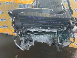 Двигатель на Suzuki Solio MA15S K12B 1799329