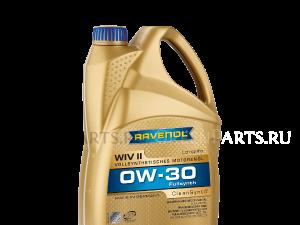 Масло моторное WIV II 0w-30 синтетическое; 5 л