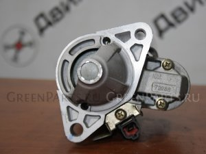Стартер на Nissan GA16DE 208 715