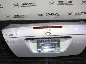 Крышка багажника на Mercedes-benz E-CLASS W211 95 278