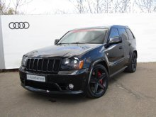 Jeep Grand Cherokee SRT8 2008