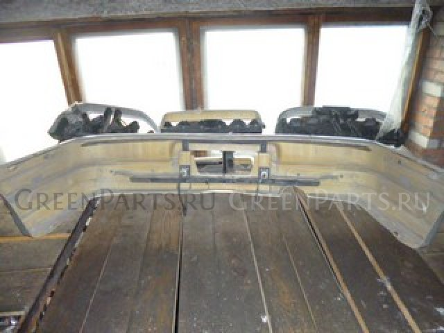Бампер на Subaru Impreza GF2
