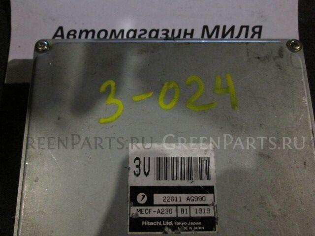 Блок efi на Subaru Impreza GG3 EJ15 411250 22611 AG990