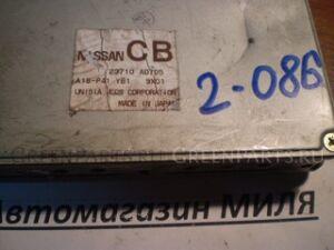 Блок efi на Nissan Bassara NU30 KA24 189902 A18P41 23710AD705