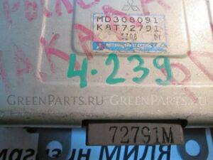 Блок efi на <em>Mitsubishi</em> <em>Delica</em> PD8W MD308091