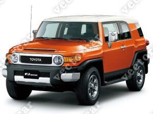 Клык бампера на <em>Toyota</em> <em>Fj</em> <em>Cruiser</em> GSJ10L;GSJ15L