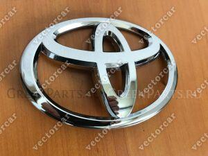 Эмблема на Toyota Land Cruiser 200;202;URJ202W;UZJ200W;VDJ200