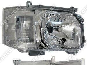 Фара на Toyota Hiace 200;TRH200;KDH200;KDH205