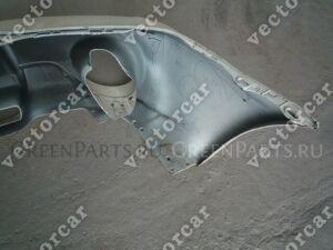 Бампер на Subaru Forester SG5;SG9