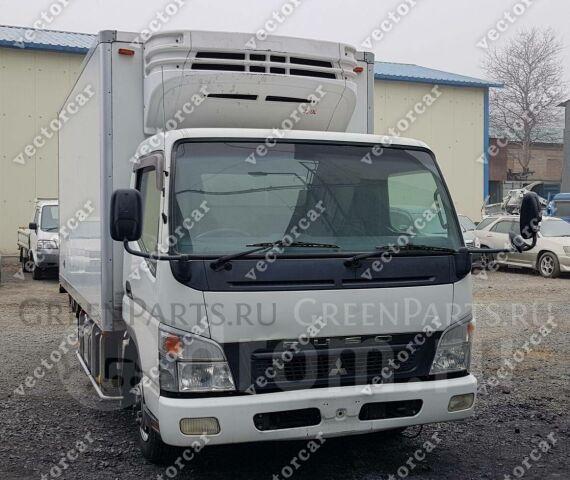 Бампер на Mitsubishi Canter FE71;FE72;FE73;FE78;FE82;FE83;FE88;FF63;FG63;FG68;