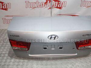 Крышка багажника на Hyundai Sonata