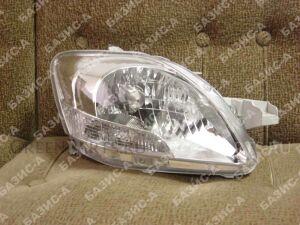 Фара на Toyota Belta SCP92, NCP96, KSP92 52-163