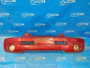Бампер на Mitsubishi Pajero IO H61W, H66W, H67W, H71W, H72W, H76W, H77W 4G93, 4G94