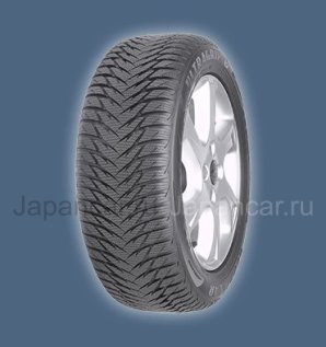 Всесезонные шины Goodyear Ultra grip 8 185/70 14 дюймов новые в Москве