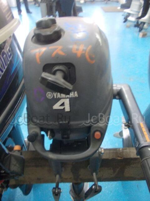мотор подвесной YAMAHA (RY520) F4 2003 г.