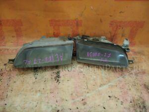 Фара на Toyota Corolla AE100;AE101;AE104;EE101;CE100;CE104 4AFE, 5AFE, 7AFE, 4EFE, 2E, 3E, 5EFE, 2C, 3C 212-1142R