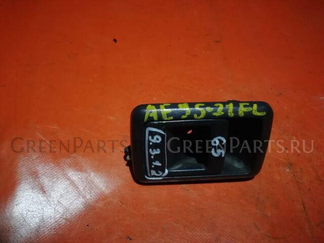 Ручка двери внутренняя на Toyota Carib AE95 4AF, 4AFE, 4AFHE, 5AF, 5AFE, 5AFHE 69206-12120-04