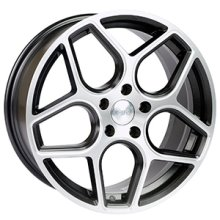 Диски Race Ready CSS9531 8x18 5x112 ET 43 Dia 70,1 BE-P-LS-W/M5