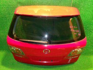 Дверь задняя на Mazda ATENZA SPORT WAGON GY3W